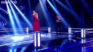 Barbara Bryceland Vs Leanne Mitchell   The Voice UK   Battles 2   BBC One