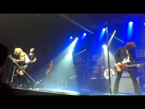 The Band Perry - Better Dig Two (Live)