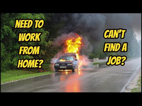Can't Find Work From Home Jobs?  Make Money From Home Real Companies Hiring Remote Workers