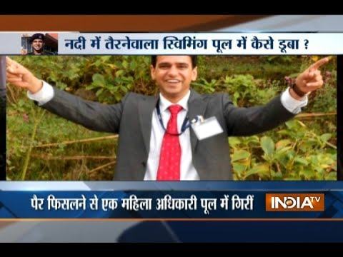 IAS Trainee Ashish Dahiya drowns in swimming pool at Foreign Service Institute