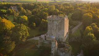 Blarney Castle Drone Footage 4K - Aerial Photography Ireland