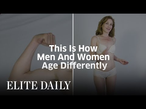 This Is How Men And Women Age Differently [Body & Mind] | Elite Daily