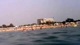 Bibione Pineda 2015 ancora spiaggia, sole e mare come nel 2013...