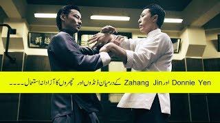 Donnie Yen & Zhang Jin Best Fight Scene - IP Man 3 Movie 2018