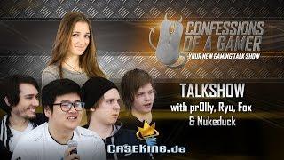 CoaG with Ryu Nukeduck Fox and pr0lly - GeForce GTX Bootcamp pow