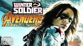 BUCKY BARNES Best Action Moments | Before Marvel's Avengers: Infinity War