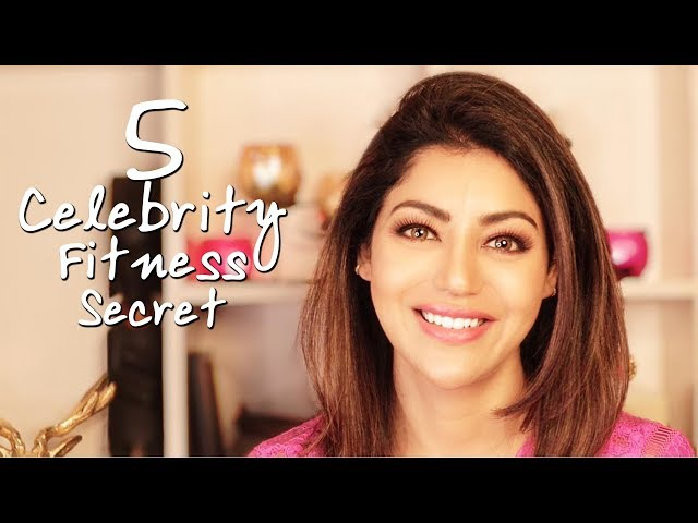 5 Secrets for Celebrity Fitness | How I stay fit & My Fitness Routine 2020 | Debina Decodes