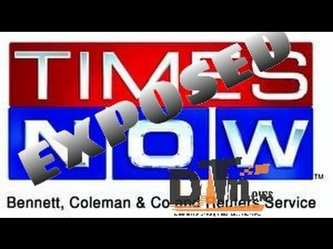 'Times Now' EXPOSED media's double standard