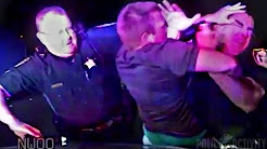 Dashcam Captures High Speed Chase & Fight With DUI Suspect