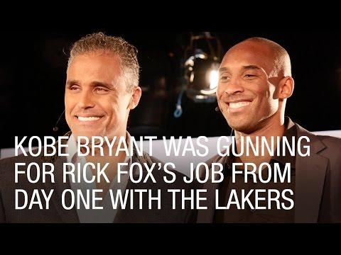 Kobe Bryant Was Gunning for Rick Fox