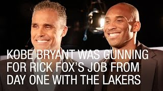 Kobe Bryant Was Gunning for Rick Fox's Job From Day One