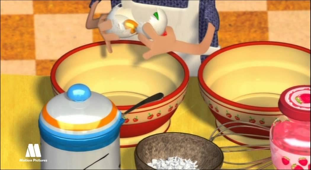 Como romper huevos separar clara de la yema  Consejos de cocina