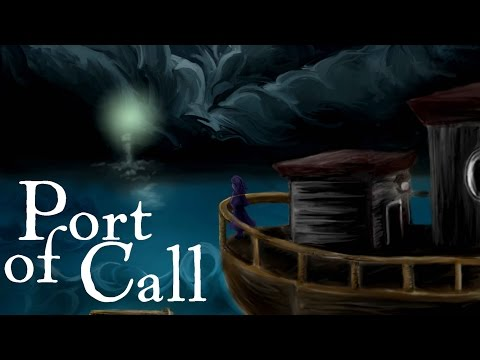Port of call | Full game | Narrative exploration game