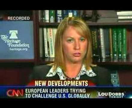Lisbon Treaty - CNN report on European 'superstate'