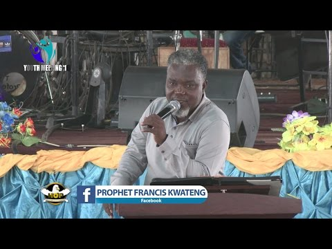 Prophet Francis Kwateng and the House of Power Min. IntL. Youth