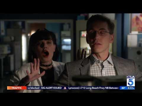 "How ""NCIS"" star Brian Dietzen Made our Chris Burrous Cry"
