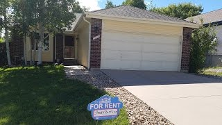 RENTED - Green Mountian House for rent   2239 S Eldridge Ct Lakewood, CO 80228