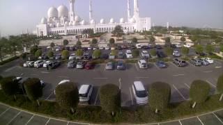 Абудаби мечеть(Видео с квадрокоптера Blade 350., 2015-02-08T06:00:03.000Z)