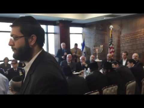 NYPD Meets Bukharian Jewish Community