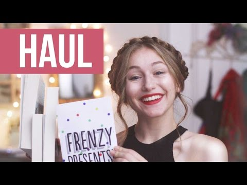 The Coolest Book Haul Ever!