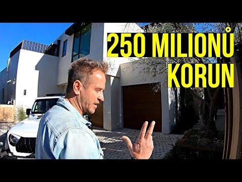 Vila Amerických Milionářů | Vedle Domu ARNOLDA SCHWARZENEGGERA