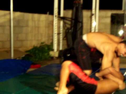 Backyard Gyms Team Mix Breed Fighting Systems Waipahu Hawaii