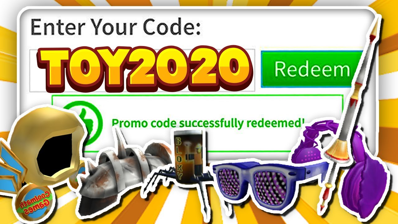 *NEW* SECRET ROBLOX PROMO CODES! August Working Promo Codes In Roblox! Opening Roblox Toy Codes 2020