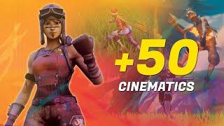 Insane Fortnite Cinematic Pack - FREE! (50+)
