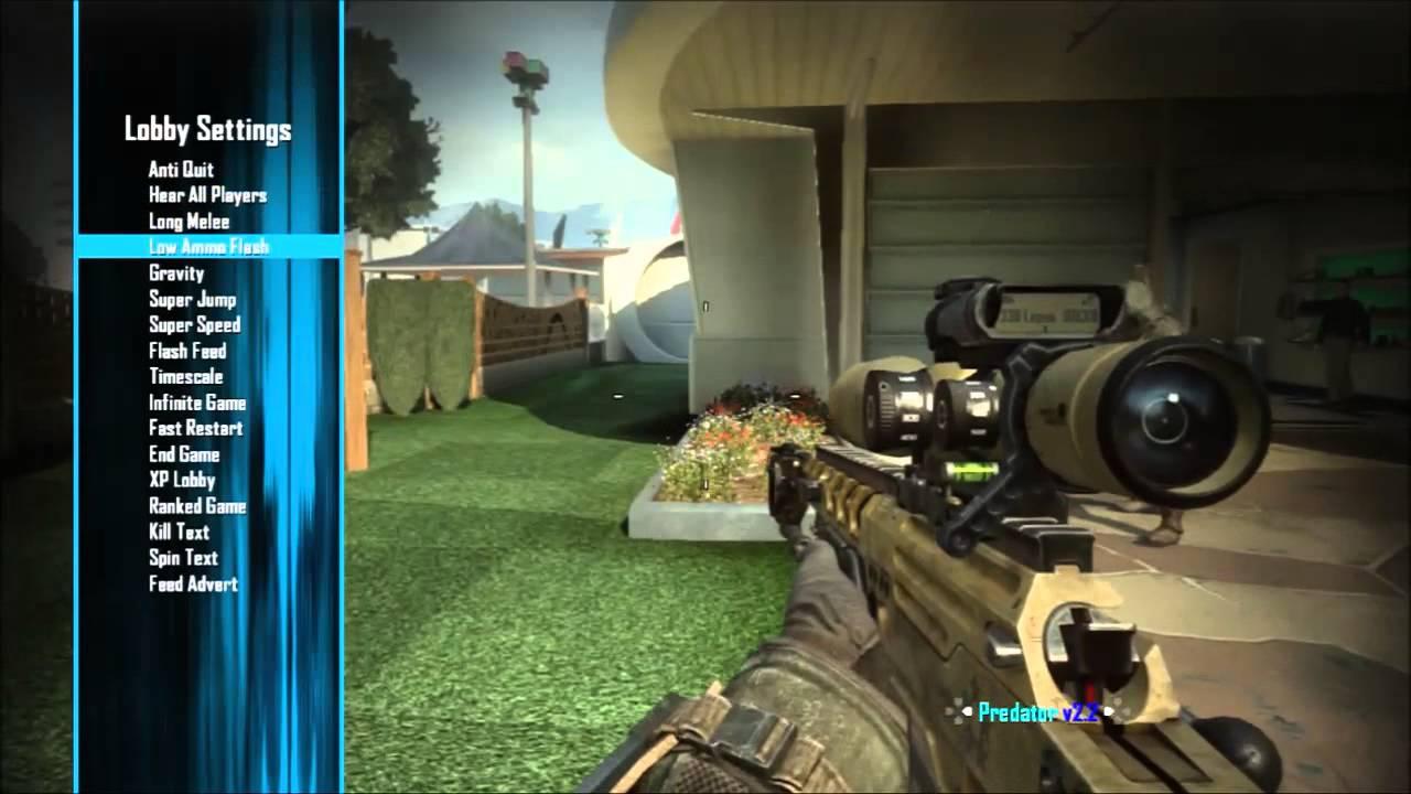 GSC SPRX injector {v2 0} 25 mod menu bo2 Ps3/1 19 | FunnyCat TV