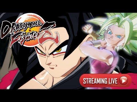 Dragon Ball FighterZ Stream ONLINE MATCHES