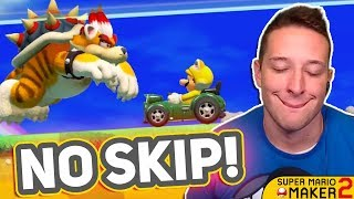 The WORST Level I've Played in Mario Maker 2 So Far | ENDLESS SUPER EXPERT [#9]