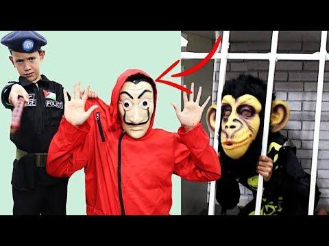حرامي البيوت . House criminals