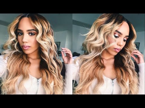 How To: Beyonce Inspired Hair Tutorial | Roc Castillo