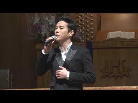 20171221 빛의 숲 채리티 콘서트 -  고요한 밤 거룩한 밤_Silent Night Holy Night (고훈정)