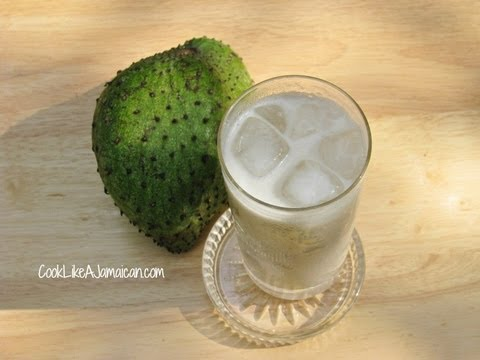 Old Airport Road Hawker Center - Soursop Juice - Foodspotting