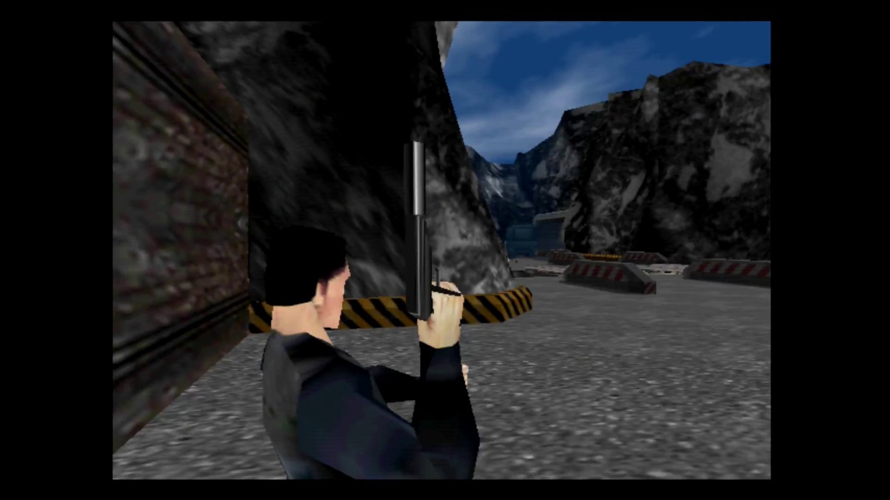 GoldenEye 007 Hi-Res patch now available for N64 console