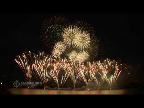 HD | Shanghai 2014 - China - Lidu Fireworks