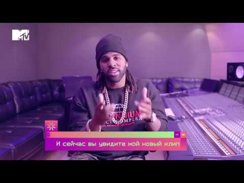 Jason Derulo for MTV Russia