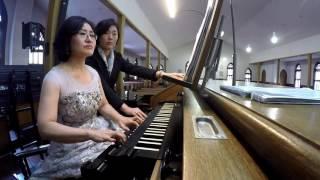 명지대학원파이프오르간 김경숙 Toccata and Fugue in D minor BWV565