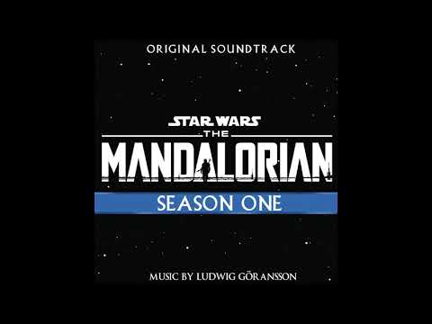 Star Wars THE MANDALORIAN Soundtrack: End Credits