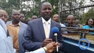 """I'm in Jubilee to stay despite defeat"" says Kigumo MP, Jamleck Kamau"