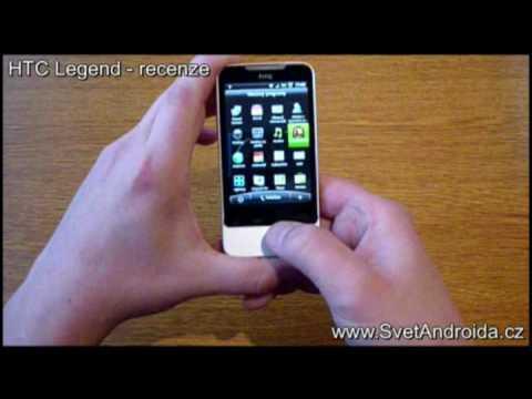 HTC Legend recenze