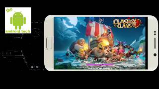 Clash of Clans : production rate of Gem mine new update 2017 by the Android tech