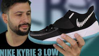 Обзор Nike Kyrie 3 Low Первые впечатления от кроссовок