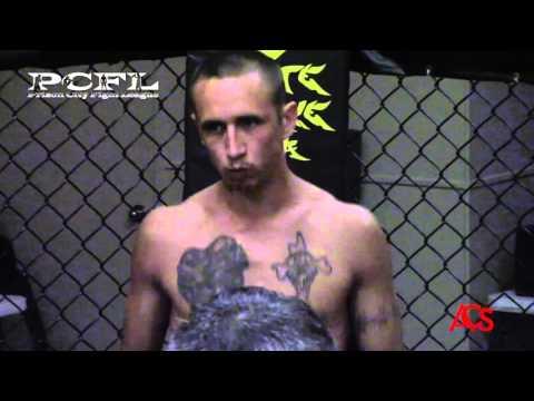 Prison City Fight League JEFFERY DOLSON VS JEREMY BROWN  #155