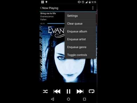 Advanced Music Player for Android