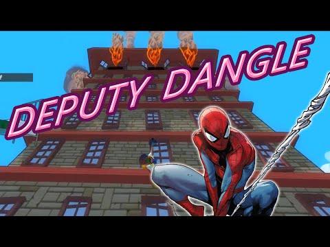 Аз съм SpiderMan - Deputy Dangle #1