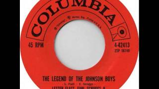 Play The Legend Of The Johnson Boys