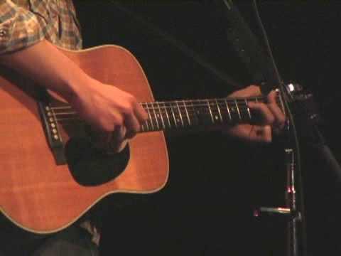 """Mason Jennings - """"Nothing"""" - Live on Pandora"""