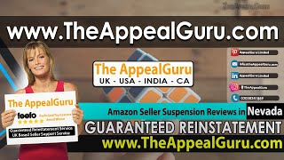 Amazon Seller Suspension Reviews in Nevada - Amazon Account Suspended How to Get it Back